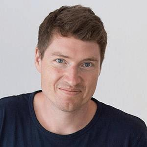 Speaker - Kevin Heckmann