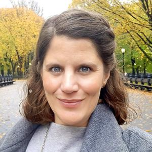 Speaker - Simone Horst