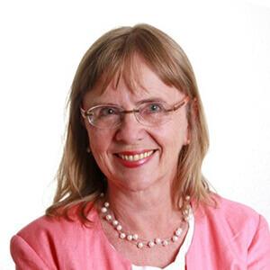 Speaker - Marianne Nolde
